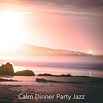 Carefree Music for Summer Nights