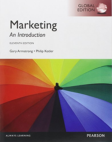 Marketing: An Introduction. Gary Armstrong, Philip Kotler (LIVRE ANGLAIS) (French Edition)