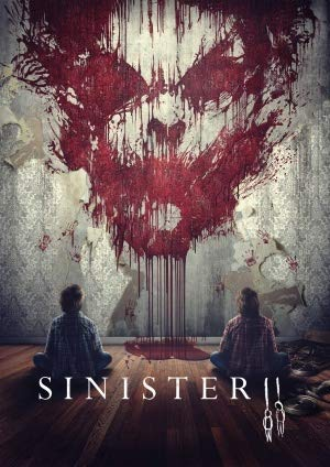 SINISTER 2 - US Movie Wall Poster Print - A4 Size Plakat Größe