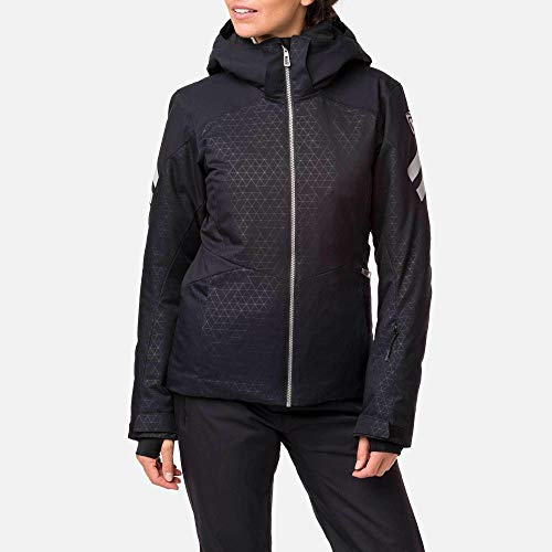 Rossignol Dames Control Ski Jas - Maat 10 UK - Zwart