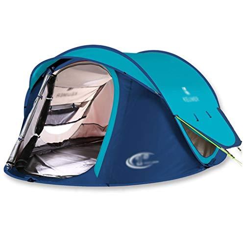 Utilisation multiple Tente Sports de plein air Protection contre le soleil pluie à l'extérieur de vitesse automatique Ouvert imperméable et respirante Oxford Camping Camping pliant coupe-vent Équipeme