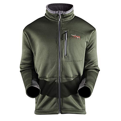 SITKA Gear Men's Gradient Water Repellent Hunting Jacket, Mallard, Medium (SG_B01M9EFW2V_US)
