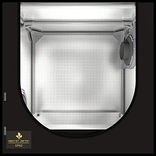 Secret Jardin Dark Propagator DP60 R4.0 (Maße: 60x40x60cm)