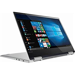 "2018 Lenovo Yoga 720 2 in 1 13.3"" FHD Touchscreen Ultrabook Laptop Computer, 8th Gen Intel Core i5-8250U up to 3.4GHz, 8GB DDR4 RAM, 256GB SSD, AC WIFI + BT, Fingerprint Reader, Backlit KB, Windows 10"