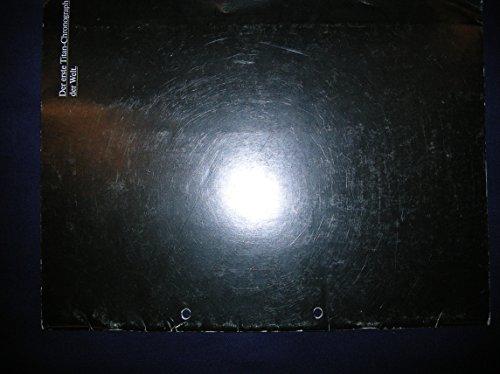 IWC - Der erste Titan-Chronograph der Welt