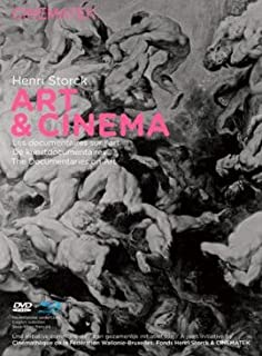 Art & Cinema - Henri Storck - The Documentaries on Art (6 Films) ( Le monde de Paul Delvaux / Réunion d'artistes / Rubens / La fenêtre ouverte / Paul Delvaux ou [ Blu-Ray, Reg.A/B/C Import - Belgium ]