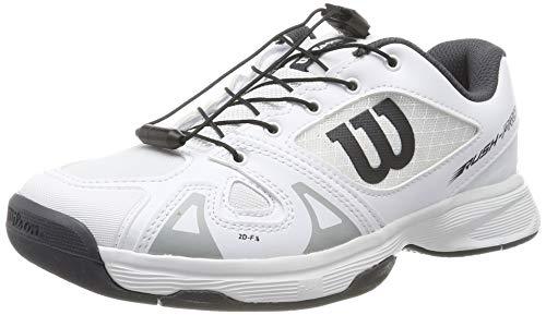 Wilson Rush Pro JR QL, Zapatilla de Tenis, para Todo Tipo de...