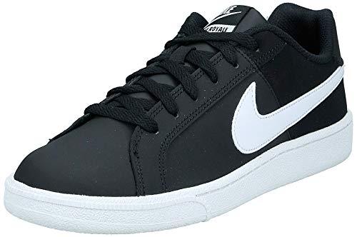Nike WMNS NIKE COURT ROYALE Scarpe da ginnastica Donna, Nero (Black/White 010), 38 EU
