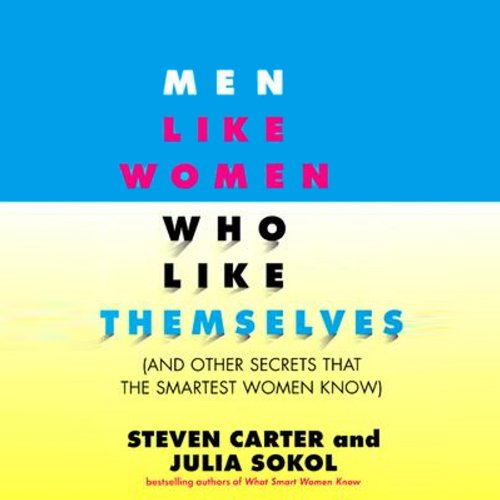 Men Like Women Who Like Themselves audiobook cover art