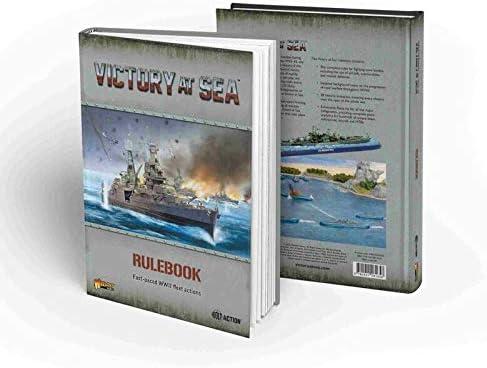 Warlord Games Victory at Jacksonville Mall Sea: Hardback online shop Rulebook