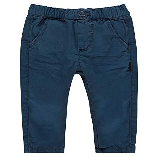 Noppies Baby-Jungen B Regular fit 5-Pocket Pants Moberly Hose, Blau (Dark Denim P083), (Herstellergröße: 74)