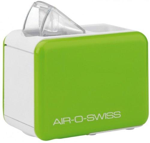 Air-O-Swiss U7146- Humidificador Ultrasonico de viaje, color verde