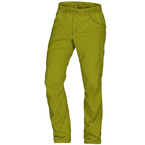 Ocun Mánia Kletterhose, Farbe grün, Größe M
