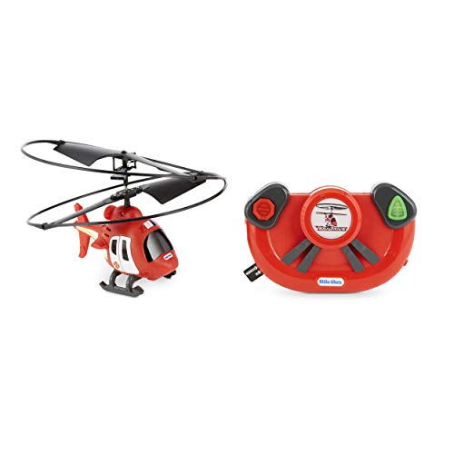 Product Image of the Little Tikes Youdrive Rescue Chopper Radio Control Helicopter with Lights