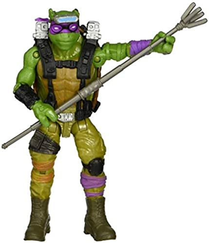 Ninja Turtles Teenage Mutant 30cm Version Deluxe Tous Les modèles (Donatello)