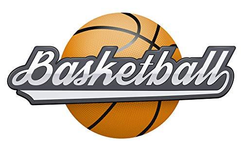 Wandtattoo Kinderzimmer USA Wandsticker Basketball Schriftzug Amerika Wandtatto