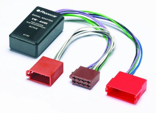 Phonocar 04190 Interface pour Système d'origine Audi Multicolore