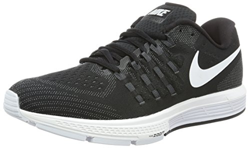 Nike Women's Air Vomero 11 Black White Anthracite Dark Grey 818100-001 (5)