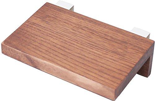 オスマック すのこに掛けられる家具 棚 ダークブラウン 18cm KT-1DB 1コ入