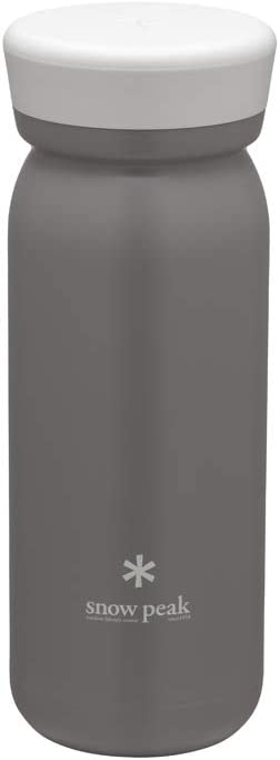 Snow Peak TW-501-AS Stainless Steel Ash Superlatite 2021 model Type Vacuum M500 Bottle