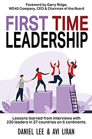 First Time Leadership