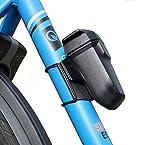 fobbi Maskendose - Mobile Aufbewahrung für Gesichtsmasken - Befestigung an Fahrrad, Roller & Rollator
