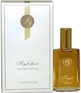 royal secret bath oil