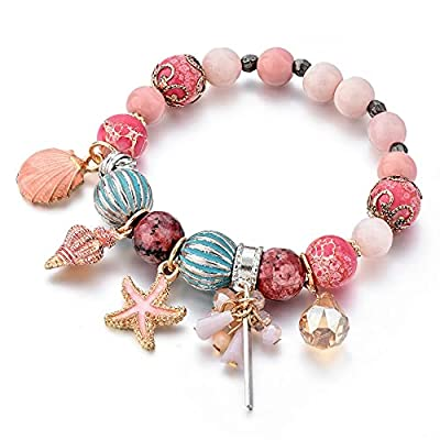 Amazon Promo Code for Beaded Bracelets for Women  Natural Stone Charm 25092021120350