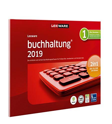 Lexware buchhaltung 2019|basis-Version in frustfreier Verpackung (Jahreslizenz)|Einfache Buchhaltungs-Software für Freiberufler, Handwerker und Vereine|Kompatibel mit Windows 7 oder aktueller