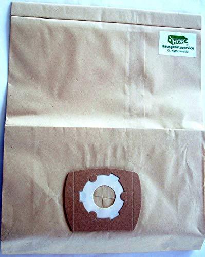 10 ZENTRAL-STAUBSAUGER-BEUTEL PAPERBAGS FILTERTÜTEN FILTERSÄCKE geeignet für ALLAWAY ZENTRALSTAUBSAUGER