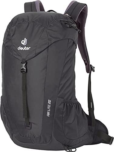 deuter Air Lite 20 Rucksack Black One Size, einheitsgröße