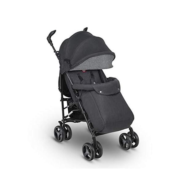 Lionelo Irma Folding Stroller with Backrest Adjustment 6 Inch Wheels Lionelo  16