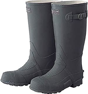 FL83804 土木作業長靴緑25.5cm (テツセイサキシンイリ)