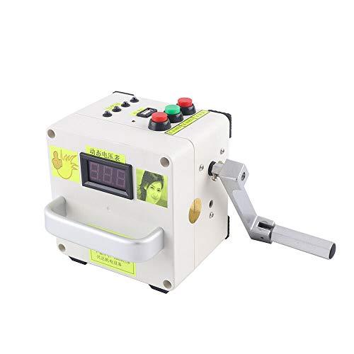 Kleine Handkurbel Generator 220V Tragbare Stromversorgung Notladegerät