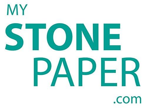 Feuchtigkeitsbeständiges Steinpapier A4, 100 Blatt