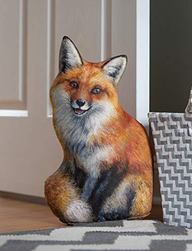 Türstopper Fuchs | dekorativer Tier-Türstopper | Neuheit Türstopper | Türstopper dekorativ | niedlicher Fuchs