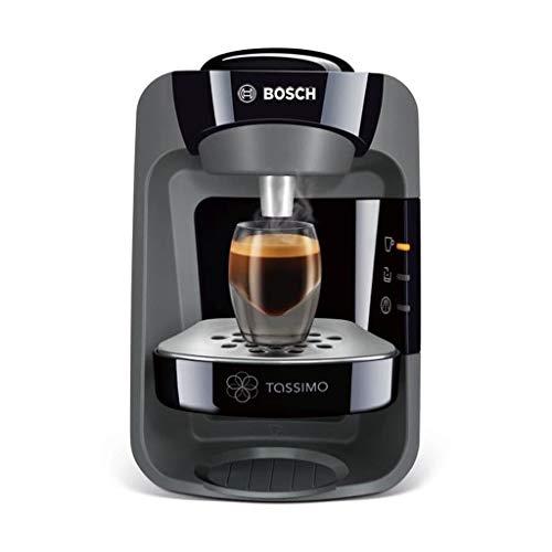 Bosch TAS3702 Machine Multi-Boissons, 1300 W, Noir