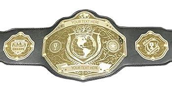 World Championship Belt - Custom Banners