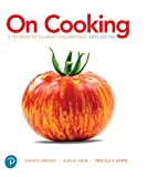 On Cooking: A Textbook of Culinary Fundamentals (2-downloads) (What's New in Culinary & Hospitality)