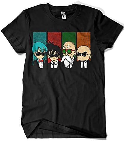 2239-Reservoir Kame -Dragon Ball - Reservoir Dogs