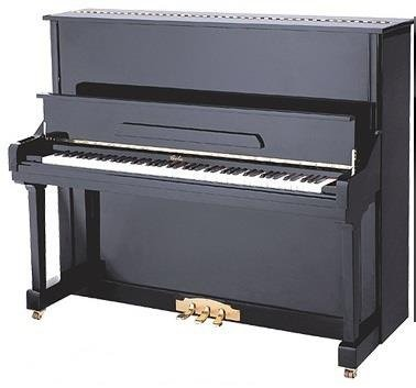 Upright Piano Ernst Kaps of Dresden 'Model S119' Professional & Student 88 note Upright Piano hand built natural acoustic