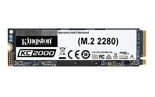 Kingston KC2000 (SKC2000M8/500G) SSDM.2 2280 NVMe 500 Gb