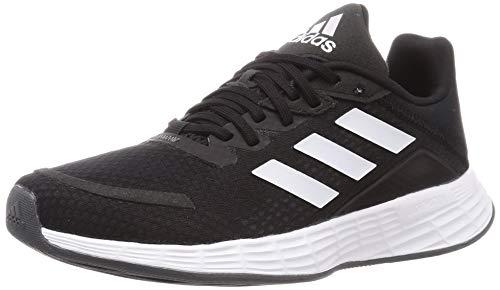 adidas Duramo SL, Zapatillas de Running Mujer, Core Black/FTWR White/Dove Grey, 37 1/3 EU