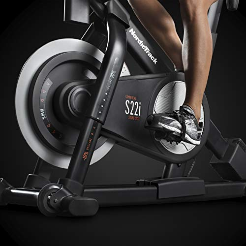 Product Image 3: Nordictrack Commercial S22i Studio Cycle , black