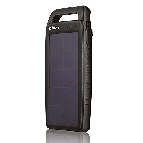 DÖRR Solar Powerbank SC-10000 schwarz