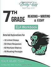 7th Grade Reading + Writing & Essay ELA Workbook | BOBBY TARIQ