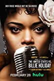 The United States vs. Billie Holiday - Wall Poster Print -
