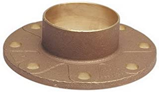 Nibco 741 Cast Bronze Copper Companion Flange, 4