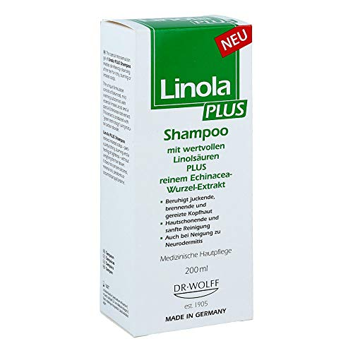 LINOLA PLUS Shampoo 200 ml