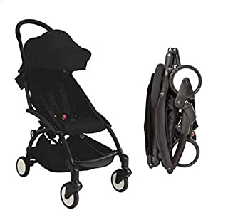 Mini Portable Stroller, Black